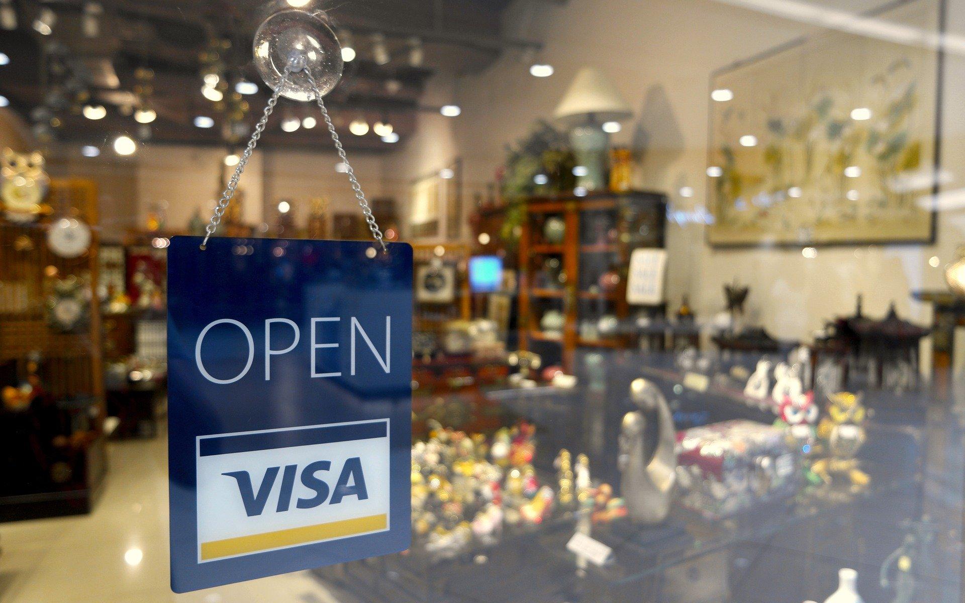 ポイント①:国際ブランドはVISAのみ